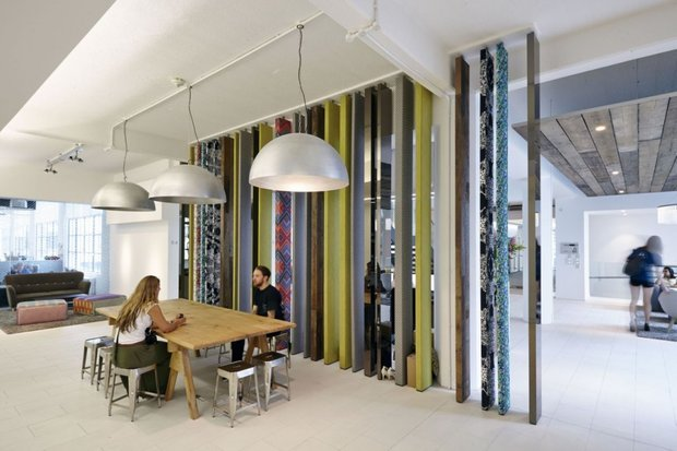 Фотография: Офис в стиле Скандинавский, Офисное пространство, Дома и квартиры, Проект недели – фото на InMyRoom.ru
