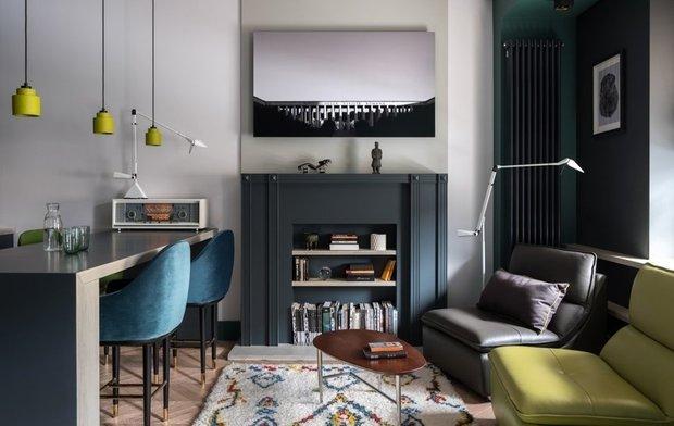 Фотография: Гостиная в стиле Современный, Декор интерьера, Советы, Дорого и бюджетно, Leroy Merlin – фото на INMYROOM