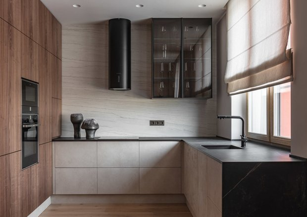 Фотография:  в стиле , Кухня и столовая, Советы, как оформить интерьер кухни – фото на INMYROOM