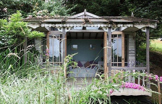 Фотография:  в стиле , Дом, Дома и квартиры, Дача – фото на INMYROOM