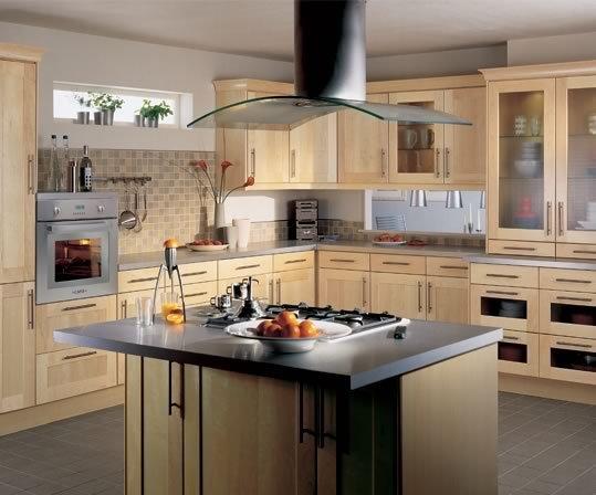 Фотография: Кухня и столовая в стиле Эко, Интерьер комнат, Встраиваемая техника – фото на INMYROOM