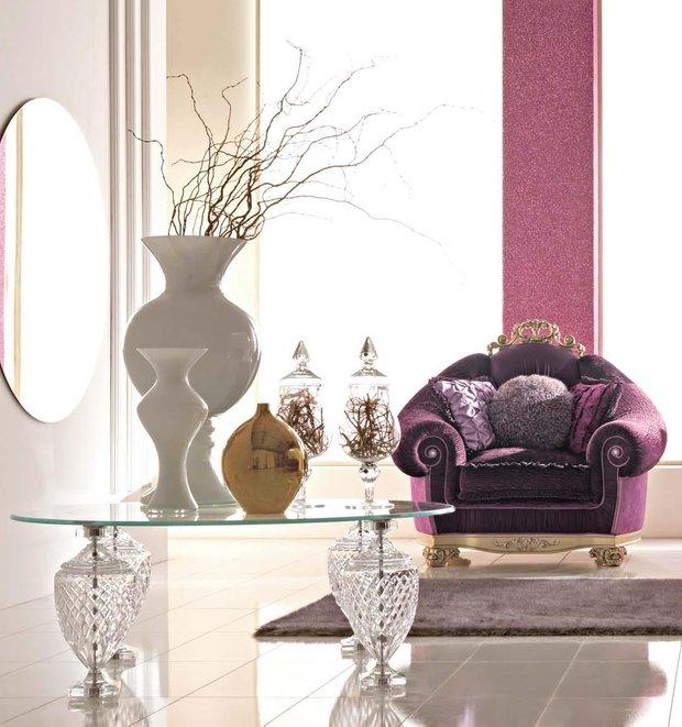 Фотография: Гостиная в стиле Эклектика, Декор интерьера, Декор дома, Журнальный столик – фото на INMYROOM