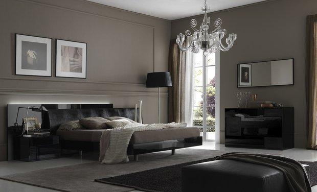 Фотография: Спальня в стиле Эклектика, Декор интерьера, Дизайн интерьера, Цвет в интерьере – фото на INMYROOM