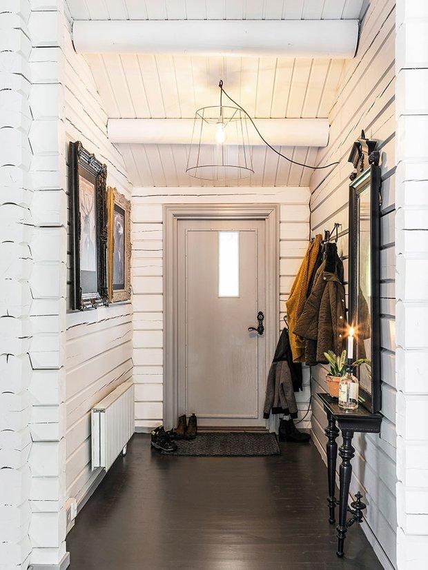 Фотография: Прихожая в стиле Скандинавский, Декор интерьера, Швеция, Дом и дача – фото на INMYROOM