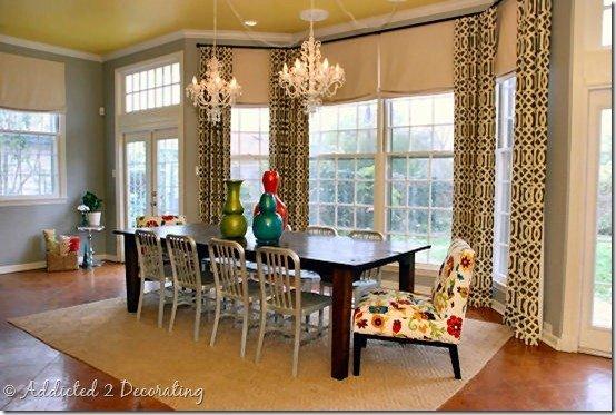 Фотография: Спальня в стиле Современный, Кухня и столовая, Декор интерьера, Интерьер комнат, Переделка, Большие окна, Обеденная зона – фото на INMYROOM