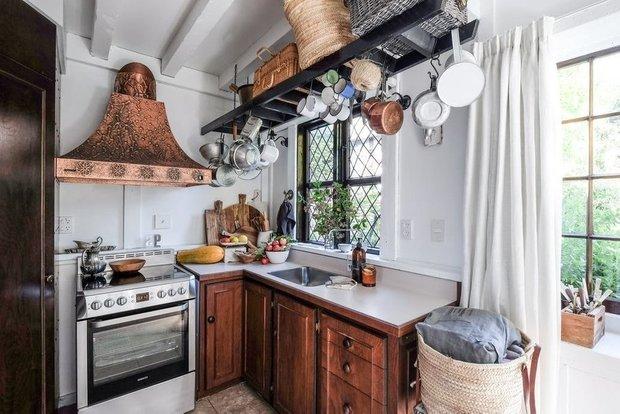 Фотография: Кухня и столовая в стиле Прованс и Кантри, Дача, Дом и дача – фото на INMYROOM