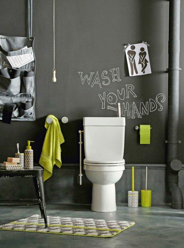 Фотография: Ванная в стиле Лофт, Гид, Jacob Delafon, унитаз, история унитаза – фото на INMYROOM