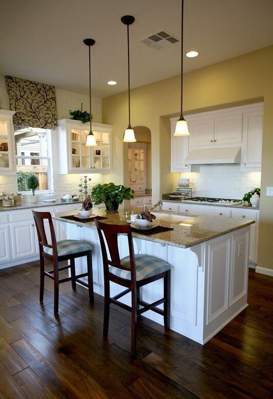 Фотография: Кухня и столовая в стиле Скандинавский, Современный, Интерьер комнат, Тема месяца – фото на INMYROOM