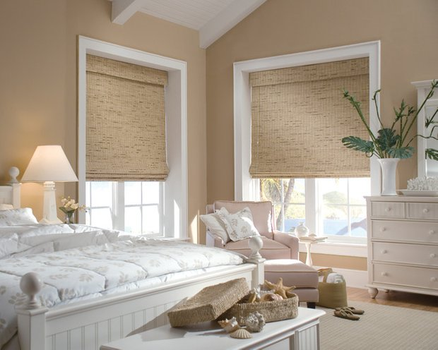 Фотография: Спальня в стиле Современный, Цвет в интерьере – фото на INMYROOM