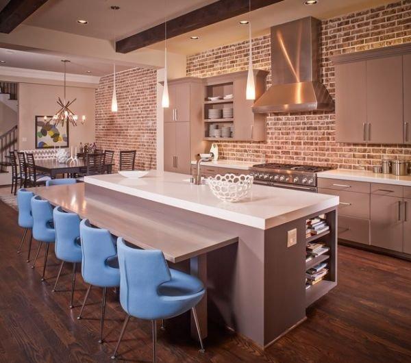 Фотография: Кухня и столовая в стиле Лофт, Современный, Декор интерьера, Квартира, Дом, Декор дома, Стена – фото на INMYROOM