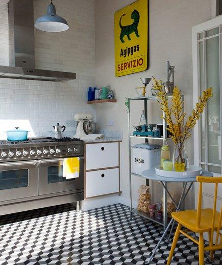 Фотография: Кухня и столовая в стиле , Декор интерьера, DIY, Интерьер комнат, Текстиль, Тема месяца – фото на INMYROOM
