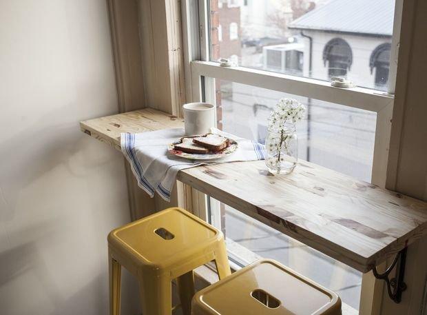 Фотография: Балкон в стиле Современный, Квартира, Дом, Планировки, Мебель и свет, Советы, Переделка – фото на INMYROOM