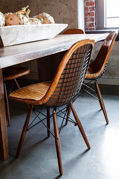 Фотография: Кухня и столовая в стиле Прованс и Кантри, Лофт, Декор интерьера, Квартира, Дома и квартиры, Нью-Йорк – фото на INMYROOM