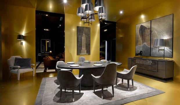 Фотография: Кухня и столовая в стиле Классический, Современный, Эклектика, Индустрия, События, Галерея Neuhaus – фото на INMYROOM