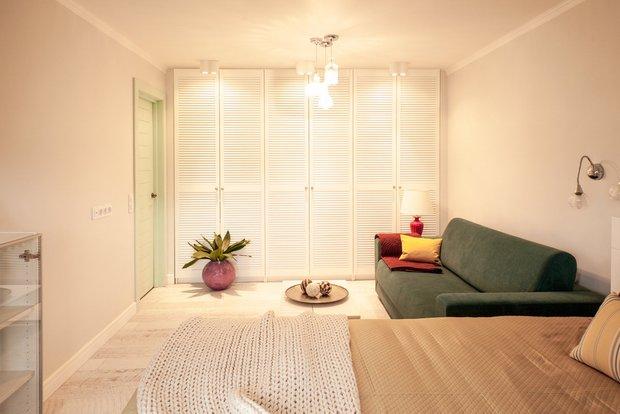 Фотография: Спальня в стиле Современный, Советы, Даша Ухлинова – фото на INMYROOM