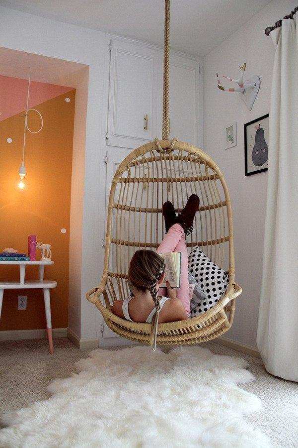 Фотография: Прочее в стиле , Детская, Скандинавский, Интерьер комнат, Цвет в интерьере, Белый – фото на InMyRoom.ru