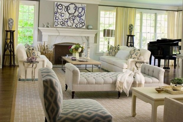 Фотография: Гостиная в стиле Классический, Декор интерьера, Квартира, Дом – фото на INMYROOM