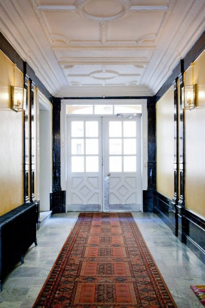 Фотография: Прихожая в стиле Прованс и Кантри, Скандинавский, Малогабаритная квартира, Квартира, Дома и квартиры – фото на INMYROOM