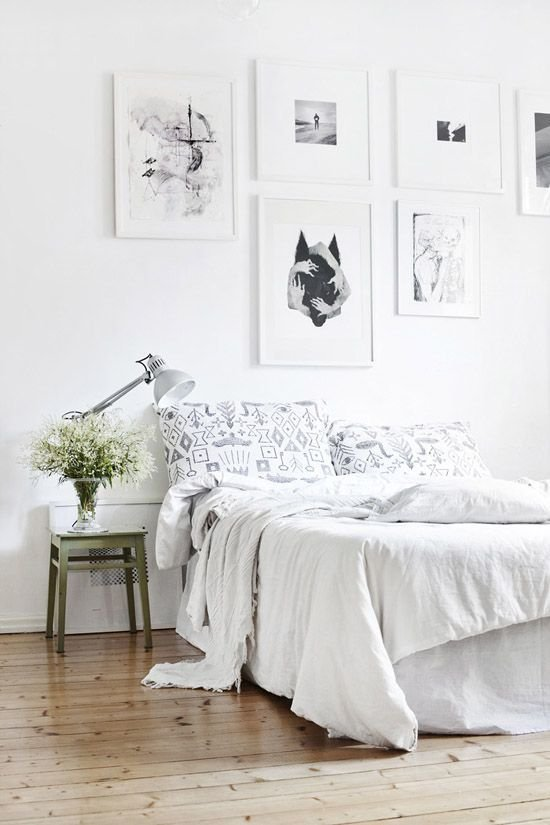 Фотография: Спальня в стиле Скандинавский, Советы, уборка квартиры, как избавиться от пыли – фото на INMYROOM