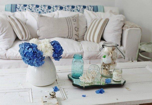Фотография: Декор в стиле Прованс и Кантри, Декор интерьера, Дизайн интерьера, Цвет в интерьере, Морской – фото на INMYROOM