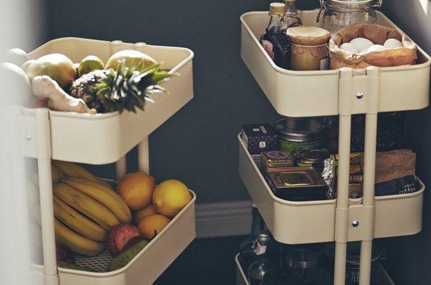 Фотография:  в стиле , Хранение, Обзоры, Хранение продуктов, Как хранить продукты – фото на INMYROOM