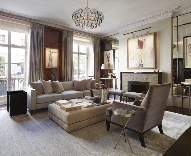 Фотография: Гостиная в стиле Современный, Декор интерьера, Дом, Великобритания, Дом и дача – фото на InMyRoom.ru
