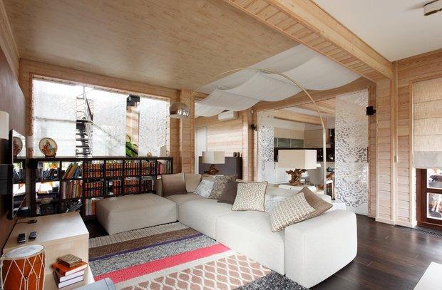 Фотография: Гостиная в стиле Современный, Декор интерьера, Дом, Дома и квартиры – фото на INMYROOM