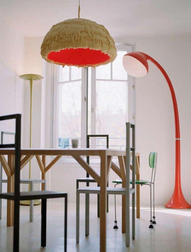 Фотография: Мебель и свет в стиле Современный, Малогабаритная квартира, Квартира, Дома и квартиры – фото на INMYROOM