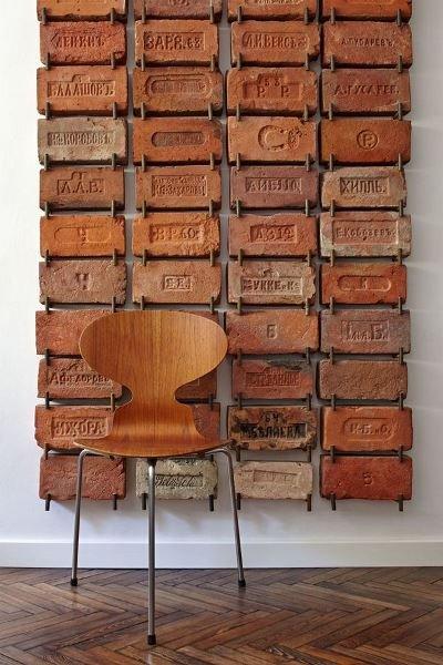 Фотография: Декор в стиле Лофт, Декор интерьера, Квартира, Аксессуары, Советы, чем украсить пустую стену, идеи декора пустой стены – фото на INMYROOM