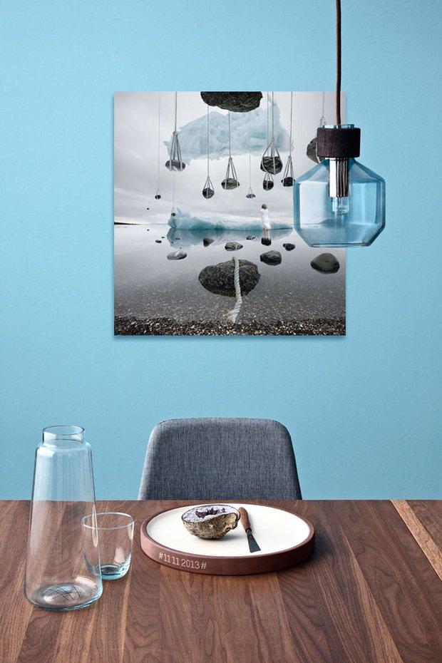 Фотография: Мебель и свет в стиле Лофт, Декор интерьера, Декор, Декор дома, Современное искусство – фото на INMYROOM