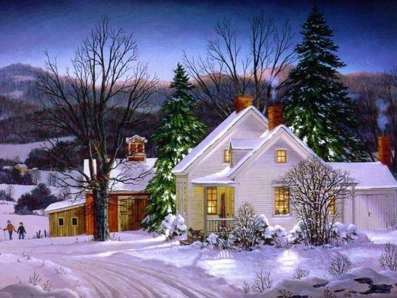 Фотография:  в стиле , Декор интерьера, Праздник, Новый Год – фото на INMYROOM