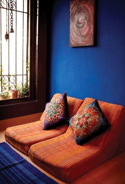 Фотография: Аксессуары в стиле Восточный, Декор интерьера, Дизайн интерьера, Цвет в интерьере – фото на INMYROOM