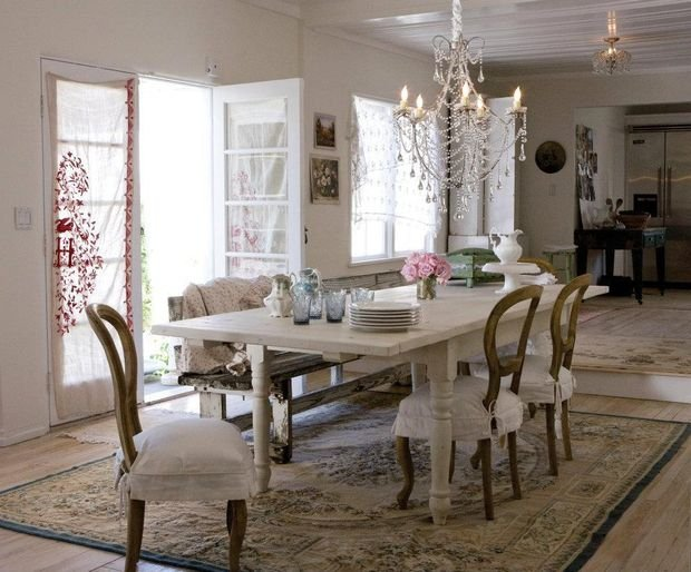 Фотография: Кухня и столовая в стиле , Декор интерьера, Квартира, Дом, Декор, Шебби-шик – фото на INMYROOM
