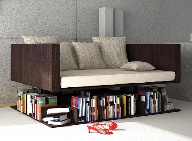 Фотография: Мебель и свет в стиле Современный, Хранение, Стиль жизни, Советы – фото на INMYROOM