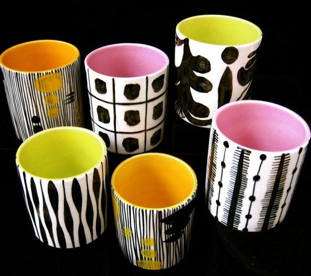 Фотография: Аксессуары в стиле Современный, Декор интерьера, Дизайн интерьера, Цвет в интерьере, Желтый, Розовый, Оранжевый, Неон – фото на INMYROOM