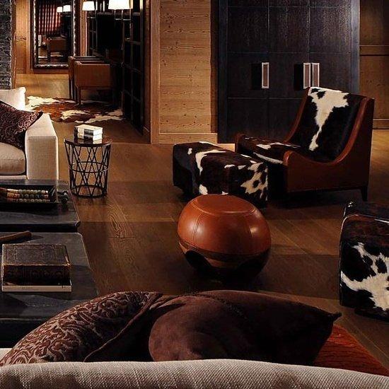 Фотография: Гостиная в стиле Современный, Кухня и столовая, Дизайн интерьера – фото на INMYROOM