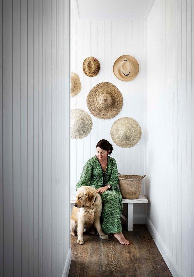 Фотография:  в стиле , Скандинавский, Декор интерьера, Дом, Австралия, Белый, Черный, как обустроить дом – фото на INMYROOM