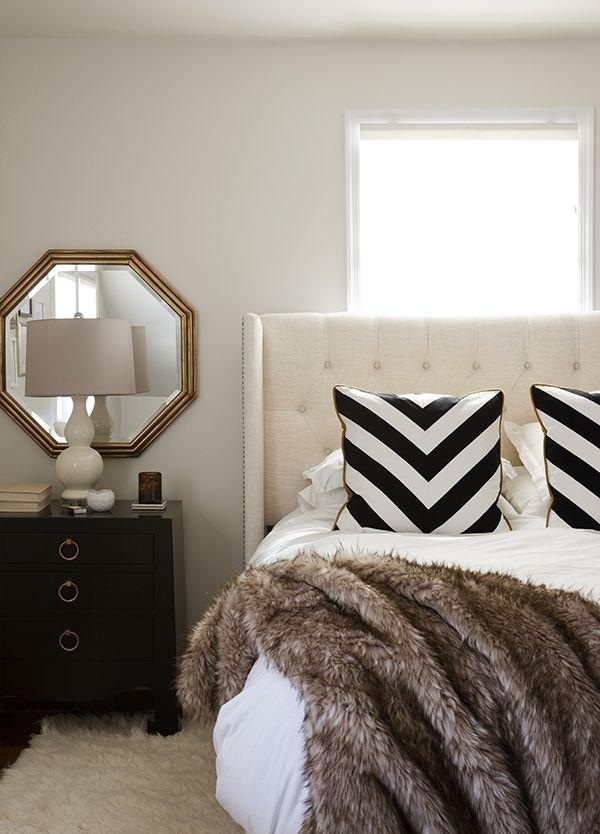 Фотография: Спальня в стиле Современный, Эклектика, Декор интерьера, Текстиль, Декор, Текстиль – фото на INMYROOM