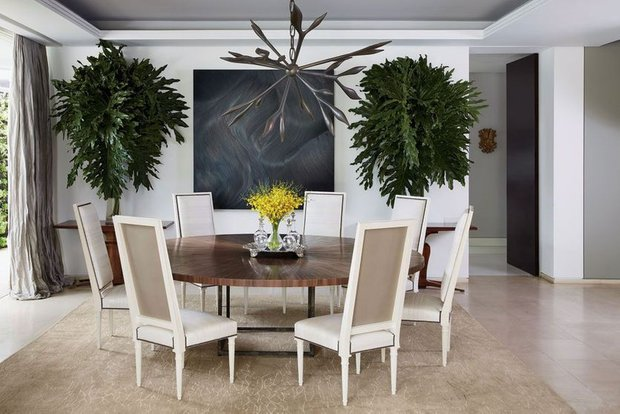 Фотография: Кухня и столовая в стиле Эклектика, Гид, Жан-Луи Денио – фото на INMYROOM