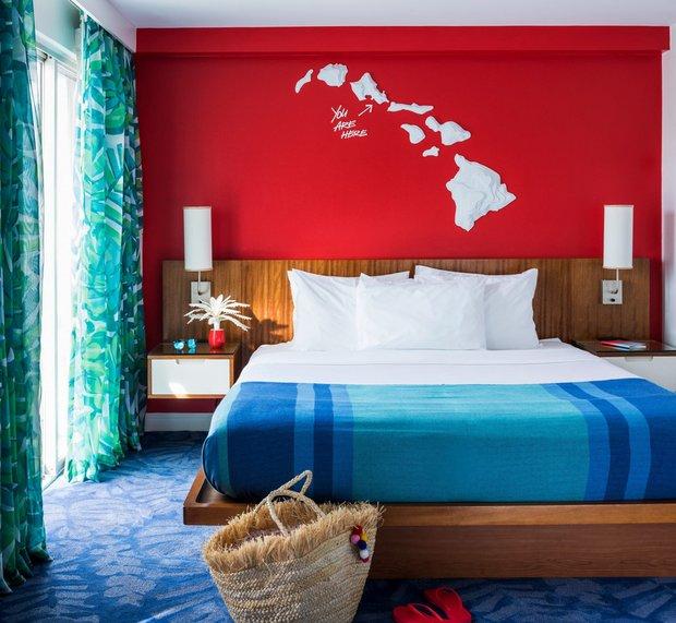 Фотография: Спальня в стиле Современный, Декор интерьера, Советы, Отель – фото на INMYROOM