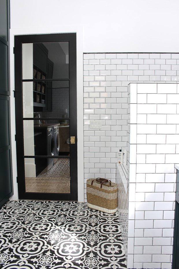 Фотография: Прочее в стиле Скандинавский, Советы, постирочная в квартире, постирочная – фото на INMYROOM