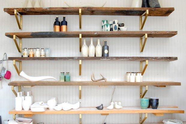 Фотография: Декор в стиле Скандинавский, Кухня и столовая, Интерьер комнат – фото на INMYROOM