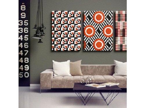 Фотография: Гостиная в стиле Современный, Декор интерьера, Квартира, Декор дома, Картина – фото на INMYROOM