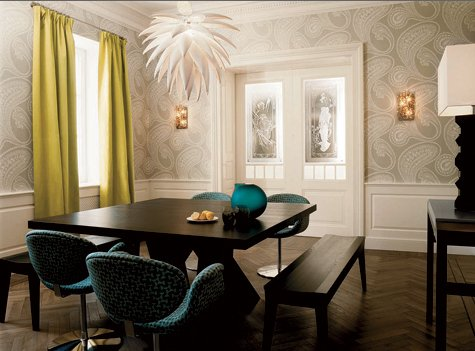 Фотография: Кухня и столовая в стиле Классический, Современный, Дизайн интерьера – фото на INMYROOM