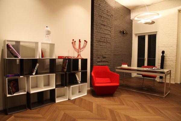 Фотография: Офис в стиле Лофт, Moooi, Индустрия, Новости, Маркет, Ligne Roset – фото на INMYROOM