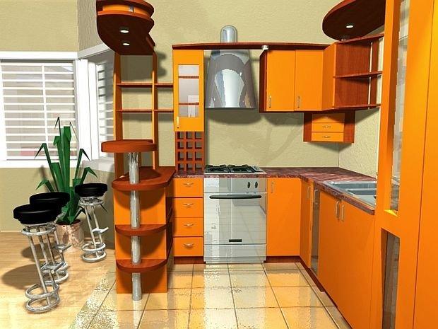 Фотография: Спальня в стиле Классический, Кухня и столовая, Декор интерьера, Квартира, Дом, Декор, Оранжевый – фото на INMYROOM