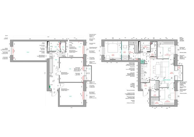 Фотография: Планировки в стиле , Ванная, Перепланировка, сантехника для ванной комнаты, AMPM – фото на INMYROOM