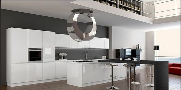Фотография: Кухня и столовая в стиле Современный, Хай-тек, Стиль жизни, Советы – фото на INMYROOM