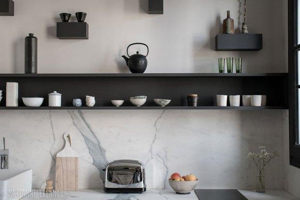 Фотография: Кухня и столовая в стиле Современный, Декор интерьера, Квартира – фото на INMYROOM