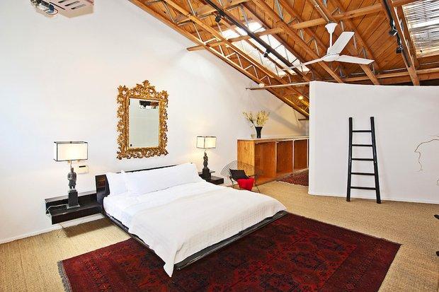 Фотография: Спальня в стиле Прованс и Кантри, Классический, Современный, Дома и квартиры, Интерьеры звезд – фото на INMYROOM